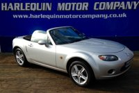 USED 2006 06 MAZDA MX-5 1.8 2dr ALLOYS ELECTRIC WINDOWS CONVERTIBLE