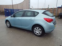 USED 2010 10 VAUXHALL ASTRA 1.6 EXCLUSIV 5d AUTO 113 BHP 1 YEAR FREE WARRANTY INC!