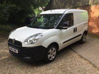 2015 FIAT DOBLO 1.2 16V MULTIJET 1d 90 BHP £5750.00