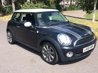 2007 MINI HATCH COOPER 1.6 COOPER 3d 118 BHP £3750.00