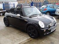 2005 MINI CONVERTIBLE 1.6 ONE 2d 89 BHP £3795.00