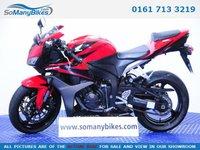 2007 HONDA CBR600RR CBR 600 RR-7  £4795.00