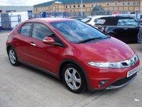2009 HONDA CIVIC 1.8 I-VTEC SE 5d 138 BHP £4495.00