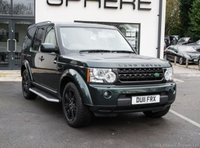 USED 2011 11 LAND ROVER DISCOVERY 3.0 4 TDV6 XS 5d 245 BHP