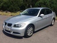 2006 BMW 3 SERIES 2.0 318I SE 4d AUTO 128 BHP £3450.00