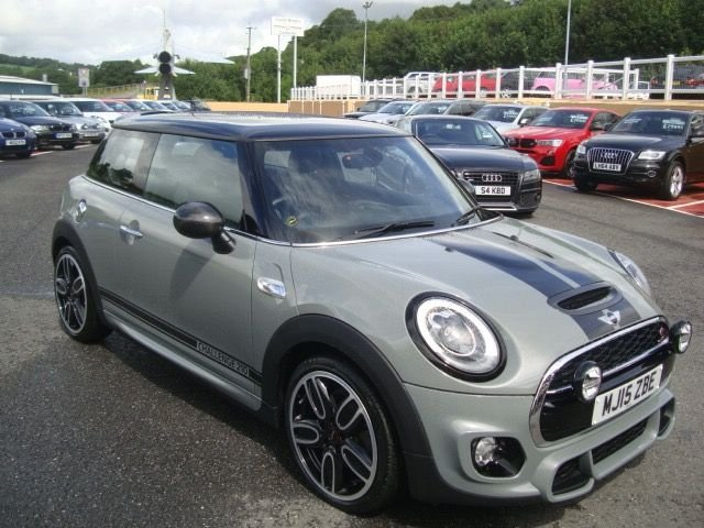 2015 15 MINI HATCH 2.0 CHALLENGE 210 EDITION 210bhp Turbo