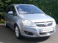 2011 VAUXHALL ZAFIRA 1.7 ELITE CDTI ECOFLEX 5d 110 BHP £5750.00