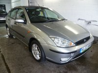 2003 FORD FOCUS 1.6 LX 5d 99 BHP £300.00