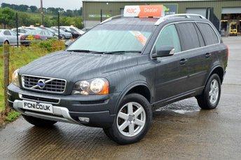 2012 VOLVO XC90 2.4 D5 ES AWD 5d AUTO 200 BHP £15000.00