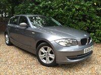 2009 BMW 1 SERIES 2.0 118I SE 5d 141 BHP £6789.00