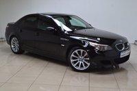 USED 2005 05 BMW 5 SERIES 5.0 M5 4d 501 BHP
