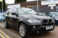 2008 BMW X5 3.0 D M SPORT 5d 7 SEAT AUTO £18495.00