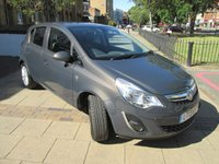 2013 VAUXHALL CORSA 1.4 SE 5d AUTO 98 BHP £7295.00