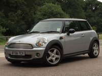 2006 MINI HATCH COOPER 1.6 COOPER 3d 118 BHP £4695.00