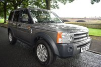 2008 LAND ROVER DISCOVERY 2.7 3 TDV6 XS 5d AUTO 188 BHP £11499.00