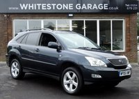 USED 2006 06 LEXUS RX 3.0 300 LE 5d 204 BHP STUNNING CONDITION GREAT SPEC FSH