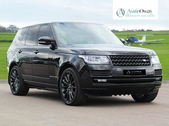 2015 LAND ROVER RANGE ROVER 4.4 AUTOBIOGRAPHY £89990.00