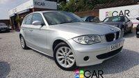 2006 BMW 1 SERIES 1.6 116I ES 5d 114 BHP £3995.00