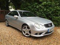 2008 MERCEDES-BENZ CLK 3.0 CLK320 CDI SPORT 2d AUTO 222 BHP £6489.00