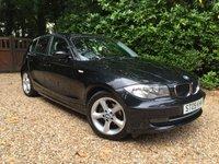 2009 BMW 1 SERIES 2.0 116I SPORT 5d AUTO 121 BHP £7989.00