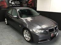 2007 BMW 3 SERIES 2.0 320D M SPORT 4d AUTO 161 BHP £6995.00