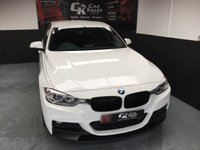 2014 BMW 3 SERIES M SPORT £21500.00