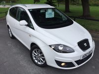 2012 SEAT ALTEA XL 1.6 CR TDI SE DSG 5d AUTO 103 BHP £6740.00