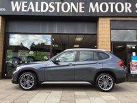 2013 BMW X1 2.0 XDRIVE18D XLINE 5d AUTO 141 BHP 4X4 x LINE £18695.00