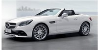 USED 2017 MERCEDES-BENZ SLC SLC 250d Cabriolet AMG Line Auto
