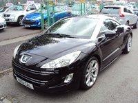 2010 PEUGEOT RCZ 1.6 THP GT 2d 156 BHP £8290.00