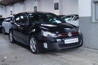 2011 VOLKSWAGEN GOLF 2.0 TSI GTI DSG 3d AUTO 210 BHP £14495.00