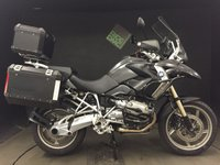 2009 BMW R1200GS 09. 9980. FSH. EXCEPTIONAL. SAT NAV. MANY EXTRAS £7495.00