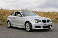 2010 BMW 1 SERIES 2.0 120D M SPORT 2d 175 BHP £9945.00