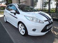 2011 FORD FIESTA 1.6 S1600 3d 132 BHP £7495.00