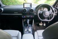 USED 2014 14 AUDI A3 2.0 S3 QUATTRO 4d AUTO 296 BHP