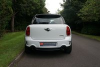 USED 2010 60 MINI COUNTRYMAN 1.6 COOPER S ALL4 5d AUTO 184 BHP