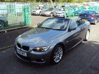 2010 BMW 3 SERIES 2.0 320I M SPORT 2d 168BHP £9790.00