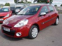 2011 RENAULT CLIO 1.1 BIZU 5d 75 BHP £3995.00