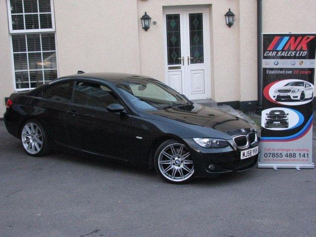 2008 58 BMW 3 SERIES 2.0 320D M SPORT 2d DEPOSIT TAKEN BYCALLUM