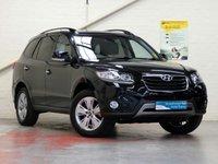 2012 HYUNDAI SANTA FE 2.2 PREMIUM CRDI 5d 194 BHP [7 SEATS] £13987.00