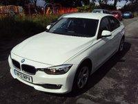 2013 BMW 3 SERIES 2.0 320D EFFICIENTDYNAMICS 4d 161BHP £11190.00