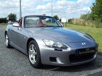 2003 HONDA S 2000 2.0 16V 2d 236 BHP £9990.00