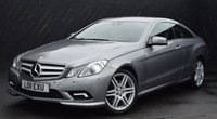 2011 MERCEDES-BENZ E CLASS 2.1 E250 CDI BLUEEFFICIENCY SPORT 2d AUTO 204 BHP £15390.00