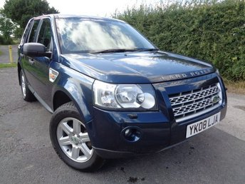 2008 LAND ROVER FREELANDER 2.2 TD4 GS 5d 159 BHP £7899.00