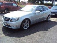 2009 MERCEDES-BENZ CLC CLASS 2.1 CLC220 CDI SPORT 3d AUTO 150BHP £5690.00