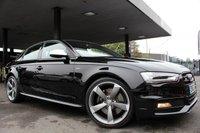 2013 AUDI A4 3.0 S4 QUATTRO BLACK EDITION 4d AUTO 329 BHP £26000.00