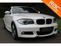 2007 BMW 1 SERIES 2.0 123D M SPORT 2d 202 BHP £11000.00