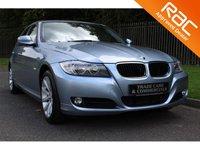 2010 BMW 3 SERIES 2.0 318D SE 4d 141 BHP £9000.00