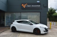 USED 2013 62 RENAULT MEGANE 2.0 RENAULTSPORT 16V 3d 265 BHP LEATHER RECAROS & CUP CHASSIS