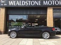 2011 BMW 1 SERIES 2.0 118I M SPORT 2d AUTO 141 BHP £13995.00